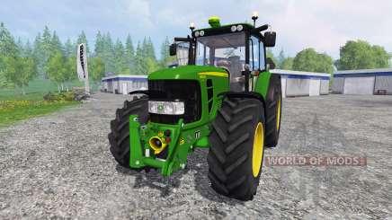 John Deere 6930 Premium FL pour Farming Simulator 2015