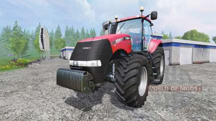 Case IH Magnum CVT 380 [real engine] für Farming Simulator 2015