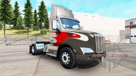Peterbilt 579 4x2 pour American Truck Simulator