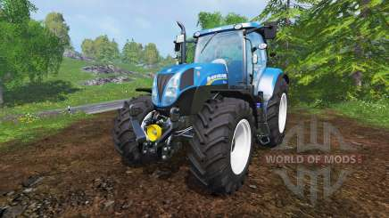 New Holland T7.200 v1.0.2 pour Farming Simulator 2015