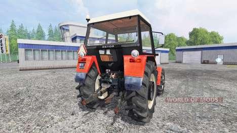Zetor 7745 FL für Farming Simulator 2015