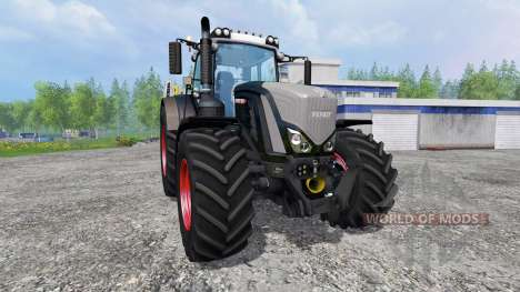 Fendt 939 Vario S4 Black Beauty pour Farming Simulator 2015