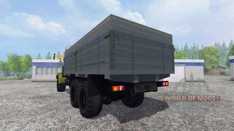 KRAZ-257 für Farming Simulator 2015