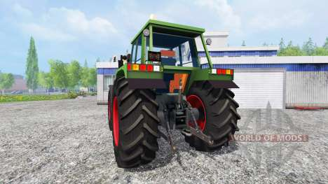 Fendt Favorit 622 LS für Farming Simulator 2015