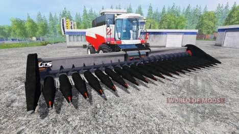 GTS X10 pour Farming Simulator 2015