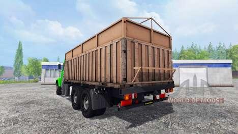 KRAZ-64431 für Farming Simulator 2015