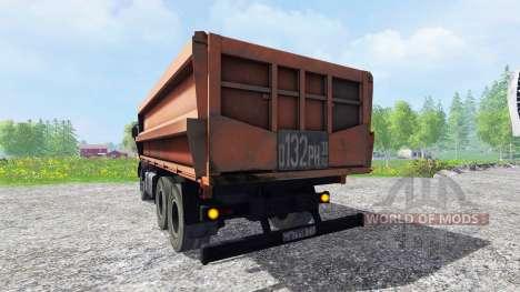 KamAZ 45280 pour Farming Simulator 2015
