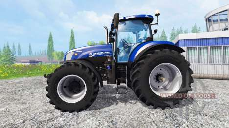 New Holland T7.270 v1.1 für Farming Simulator 2015