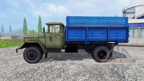 ZIL-131 2x2 für Farming Simulator 2015