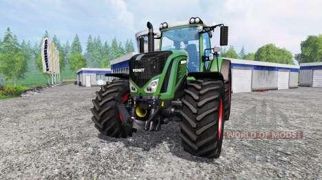 Fendt 927 Vario v1.2 pour Farming Simulator 2015