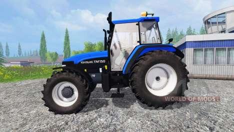 New Holland TM 150 für Farming Simulator 2015