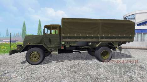 MAN 630L2 AE pour Farming Simulator 2015