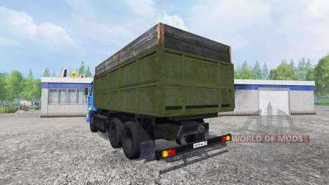 KamAZ-65117 [turbo] für Farming Simulator 2015