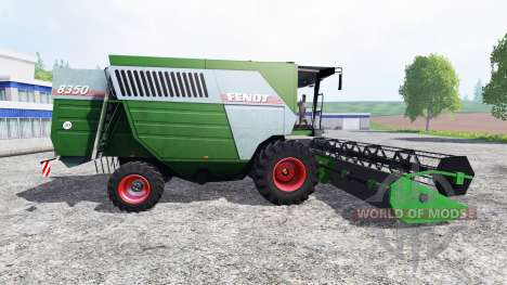 Fendt 8350 [pack] für Farming Simulator 2015