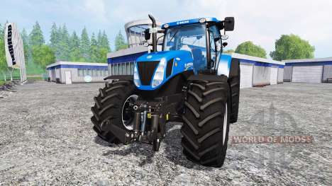 New Holland T7.270 pour Farming Simulator 2015