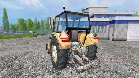 Ursus C-355 Turbo v2.0 pour Farming Simulator 2015
