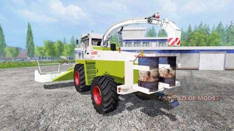 CLAAS Jaguar 685 [washable] für Farming Simulator 2015