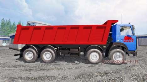 MZKT-65152 v2.1 pour Farming Simulator 2015