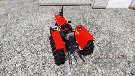 Massey Ferguson 265 für Farming Simulator 2015