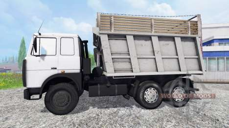 MAZ-55516 pour Farming Simulator 2015