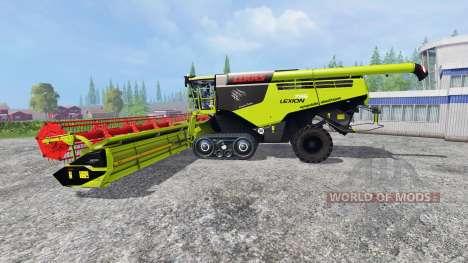 CLAAS Lexion 795 v1.2 für Farming Simulator 2015