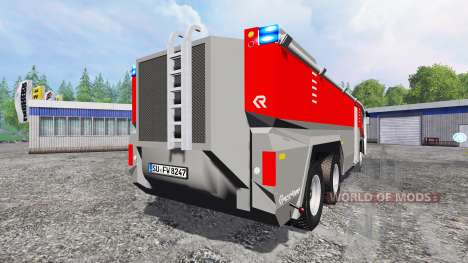 Rosenbauer Panther 6x6 CA5 v1.1 pour Farming Simulator 2015