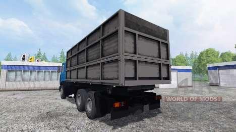 MAZ-630308 pour Farming Simulator 2015