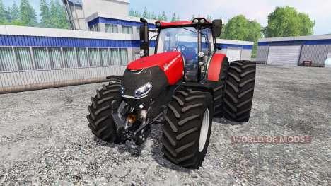 Case IH Optum CVX 300 v1.4.1 für Farming Simulator 2015