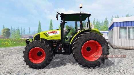 CLAAS Axos 330 pour Farming Simulator 2015