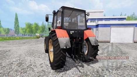 MTZ-1221 Biélorussie pour Farming Simulator 2015