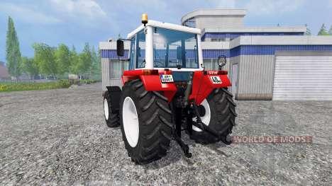 Steyr 8090A Turbo SK2 für Farming Simulator 2015