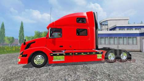Volvo VNL 780 pour Farming Simulator 2015