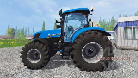 New Holland T7.170 pour Farming Simulator 2015