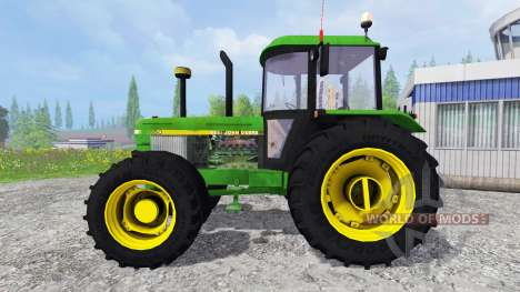 John Deere 3650 pour Farming Simulator 2015