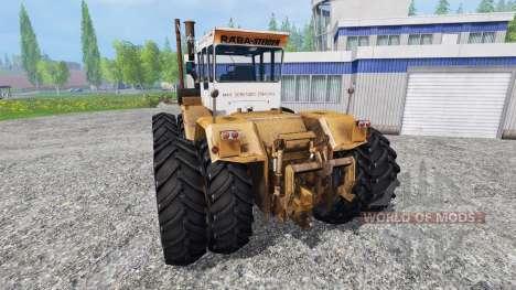 RABA Steiger 250 pour Farming Simulator 2015
