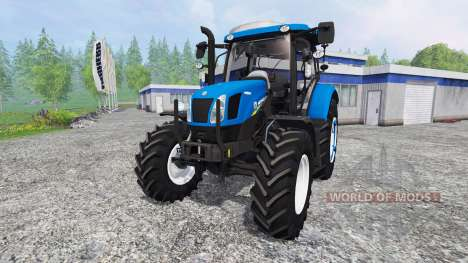 New Holland T6.120 v1.3 pour Farming Simulator 2015