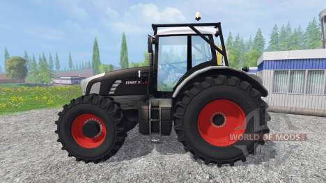 Fendt 936 Vario Forest Edition v1.3 pour Farming Simulator 2015