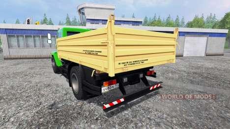GAZ-SAZ-35071 pour Farming Simulator 2015