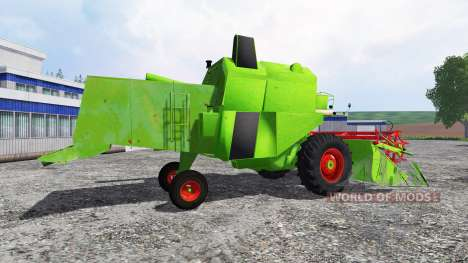 CLAAS Mercator 60 für Farming Simulator 2015
