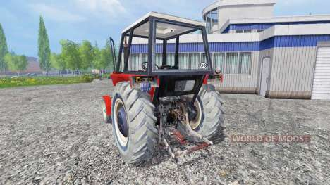 Ursus C-362 pour Farming Simulator 2015