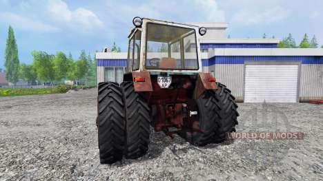 UMZ-6KM v2.0 pour Farming Simulator 2015