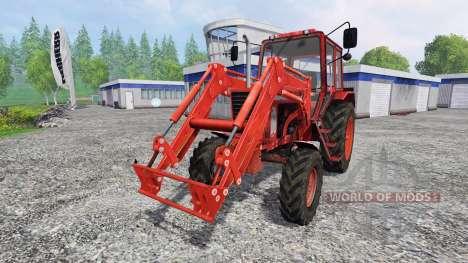 MTZ-82 FL für Farming Simulator 2015