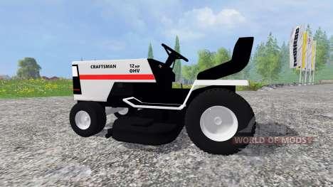 Craftsman II v2.0 für Farming Simulator 2015