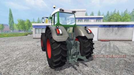 Fendt 936 Vario v1.5 für Farming Simulator 2015