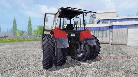 MTZ-Biélorussie 920 v2.0 pour Farming Simulator 2015