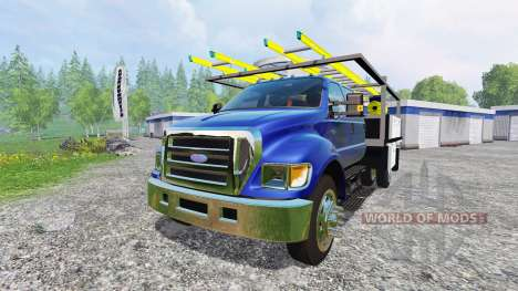 Ford F-650 für Farming Simulator 2015