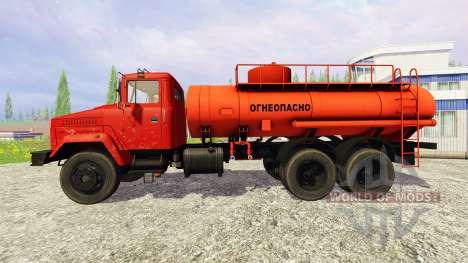 Le KrAZ-65053 pour Farming Simulator 2015