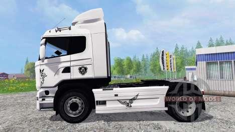 Scania R730 Streamliner v2.0 für Farming Simulator 2015