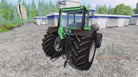 Deutz-Fahr Agrosun 140 [hacker] pour Farming Simulator 2015