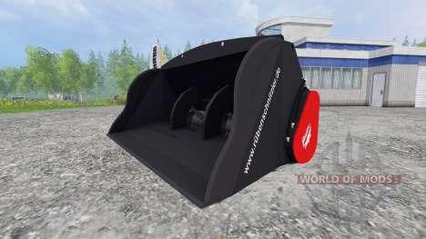 Alligator RS 3000 pour Farming Simulator 2015